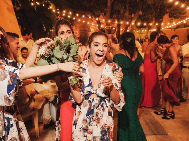El matrimonio de Nolan y Nataly en Cartagena, Bolívar 71