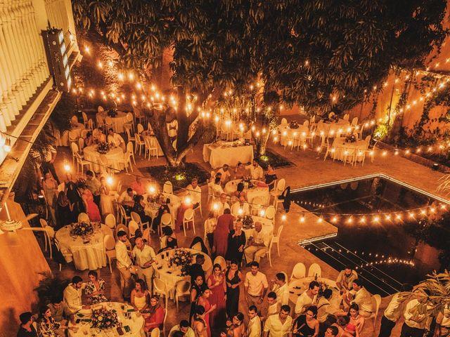 El matrimonio de Nolan y Nataly en Cartagena, Bolívar 75