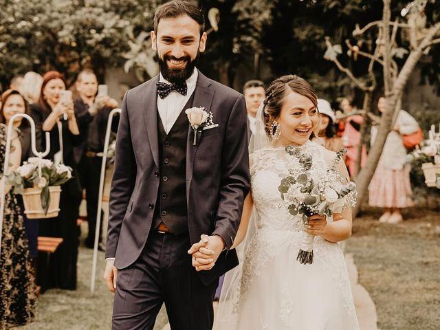 El matrimonio de Jose Miguel y Alejandra  en Cota, Cundinamarca 14