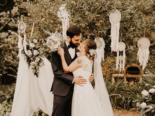 El matrimonio de Alejandra  y Jose Miguel
