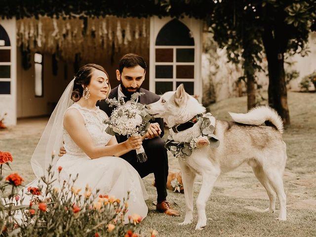 El matrimonio de Jose Miguel y Alejandra  en Cota, Cundinamarca 22