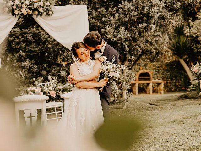 El matrimonio de Jose Miguel y Alejandra  en Cota, Cundinamarca 24