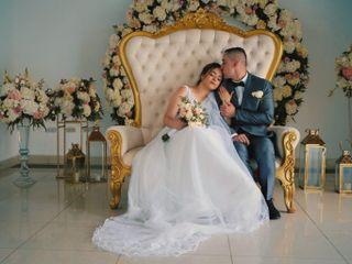 El matrimonio de Lina y Jeison