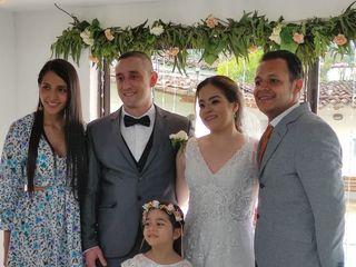 El matrimonio de Lina y Jeison 3