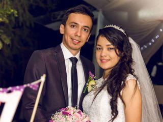 El matrimonio de Zaira   y Oscar