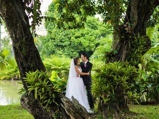El matrimonio de Ana Maria y Aberto Tafur