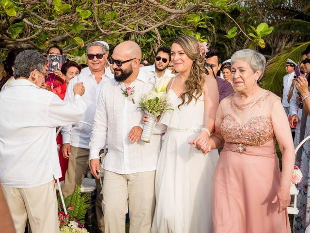 El matrimonio de César y Edna en Barranquilla, Atlántico 29