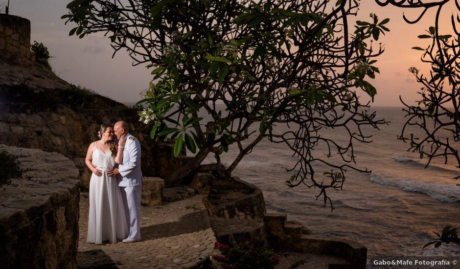 El matrimonio de César y Edna en Barranquilla, Atlántico