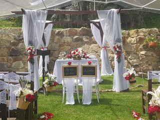 El matrimonio de Marce y Beto 2
