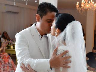 El matrimonio de María José  y Christian Andreith 2