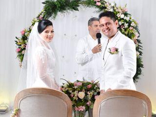 El matrimonio de María José  y Christian Andreith 3