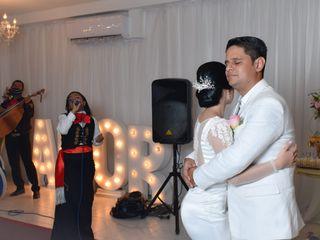 El matrimonio de María José  y Christian Andreith