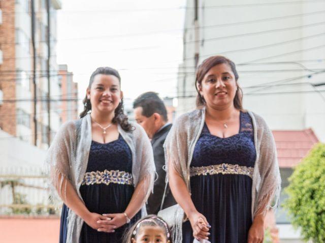 El matrimonio de Sergio y Angie en Bogotá, Bogotá DC 16