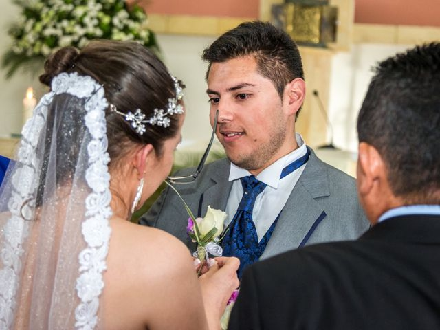 El matrimonio de Sergio y Angie en Bogotá, Bogotá DC 18