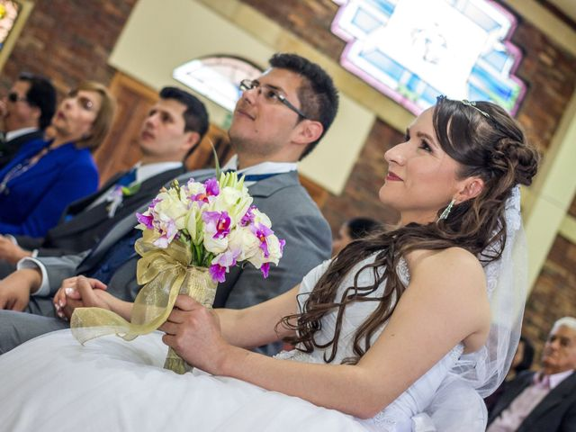 El matrimonio de Sergio y Angie en Bogotá, Bogotá DC 21