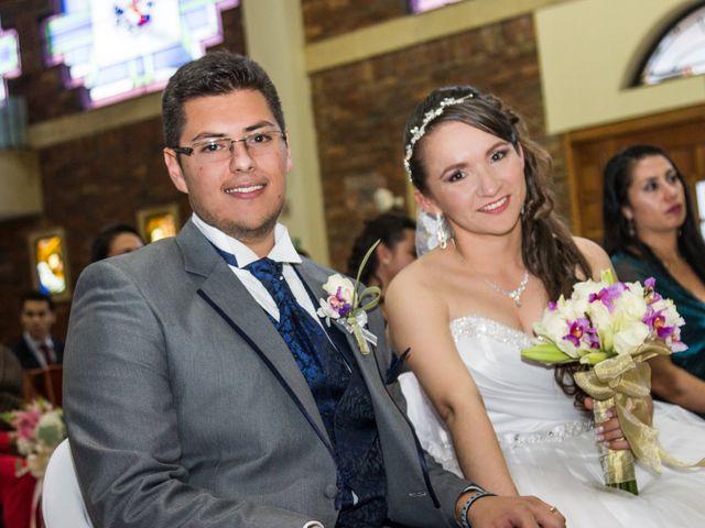 El matrimonio de Sergio y Angie en Bogotá, Bogotá DC 27