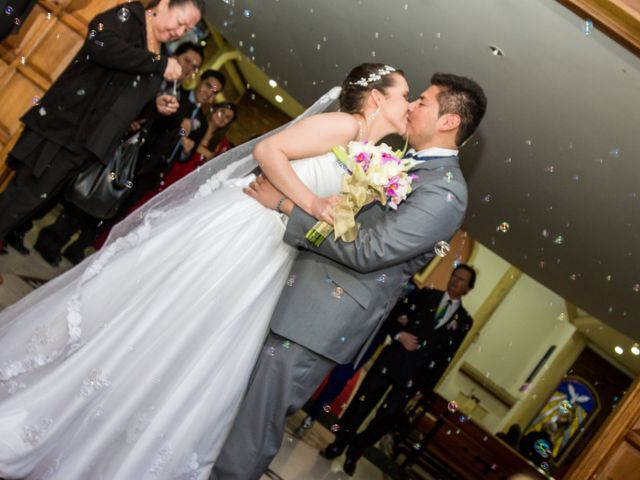 El matrimonio de Sergio y Angie en Bogotá, Bogotá DC 28
