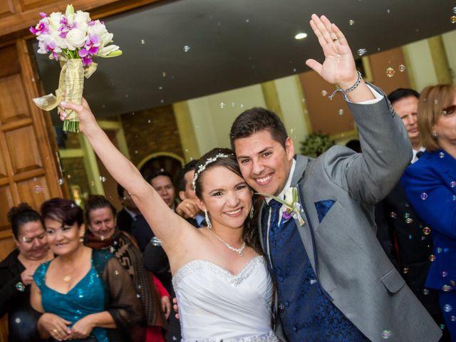 El matrimonio de Sergio y Angie en Bogotá, Bogotá DC 1