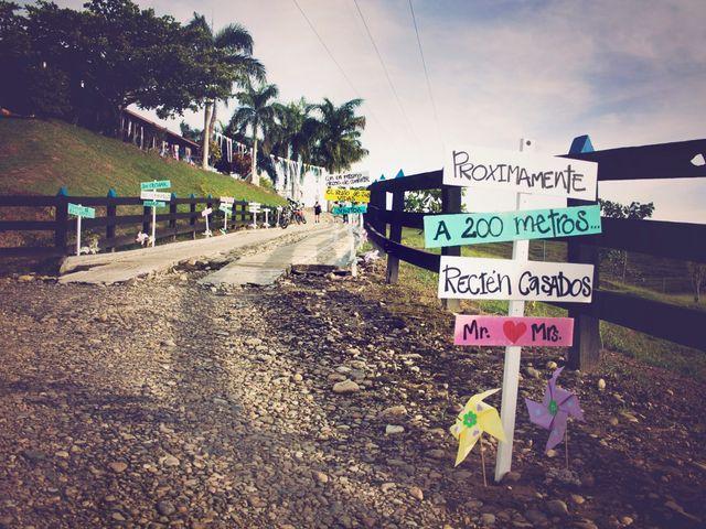 El matrimonio de Arley y Rochi en Puerto Asís, Putumayo 12