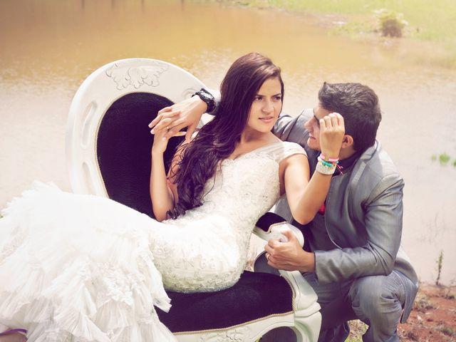 El matrimonio de Arley y Rochi en Puerto Asís, Putumayo 1