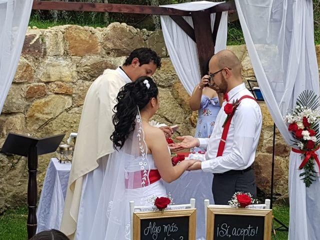 El matrimonio de Marce y Beto