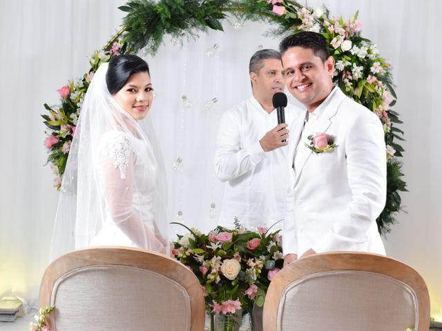 El matrimonio de Christian Andreith y María José  en Valledupar, Cesar 3
