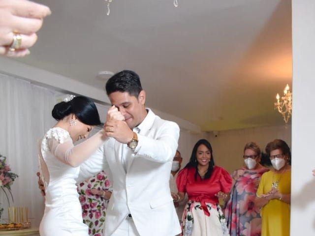 El matrimonio de Christian Andreith y María José  en Valledupar, Cesar 4