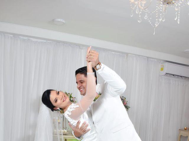 El matrimonio de Christian Andreith y María José  en Valledupar, Cesar 8