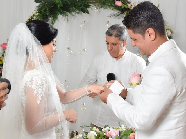 El matrimonio de Christian Andreith y María José  en Valledupar, Cesar 10