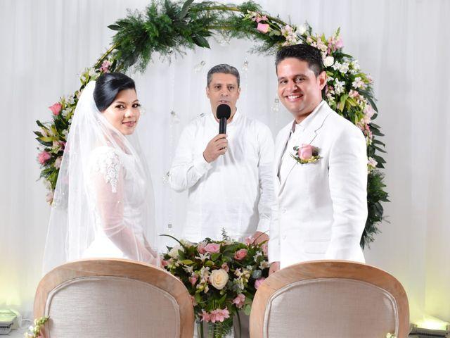 El matrimonio de Christian Andreith y María José  en Valledupar, Cesar 13