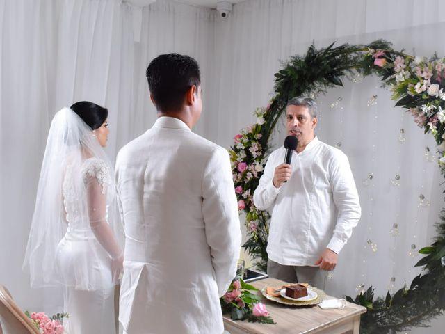 El matrimonio de Christian Andreith y María José  en Valledupar, Cesar 14