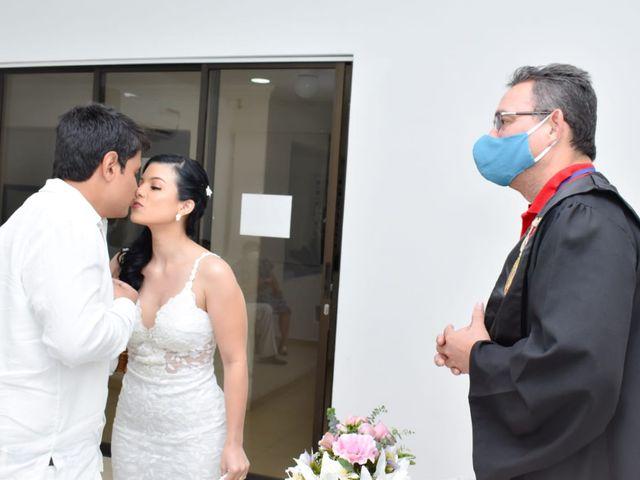 El matrimonio de Christian Andreith y María José  en Valledupar, Cesar 21