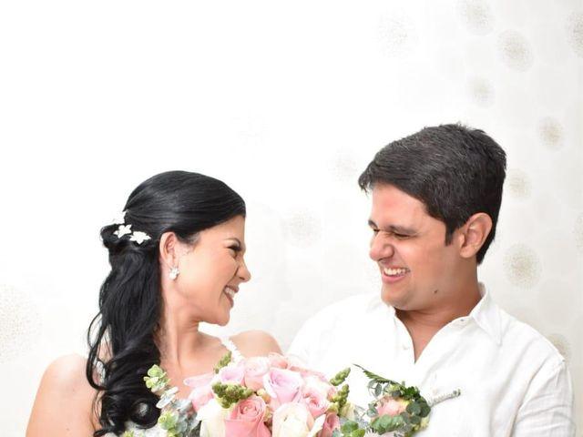 El matrimonio de Christian Andreith y María José  en Valledupar, Cesar 23