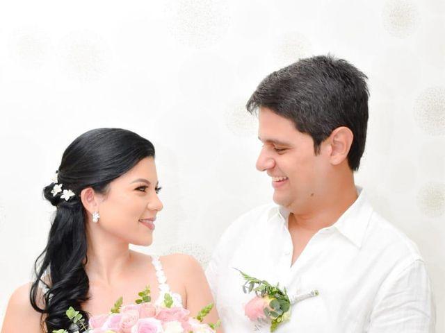 El matrimonio de Christian Andreith y María José  en Valledupar, Cesar 24