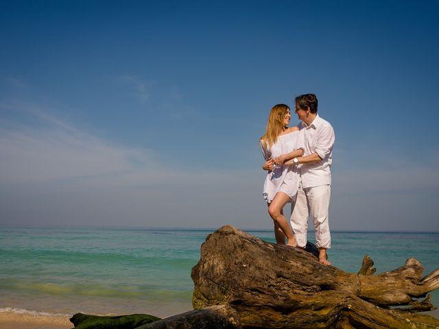 El matrimonio de Sebastián y Adriana en Barranquilla, Atlántico 2