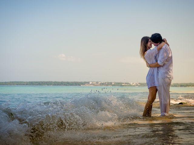 El matrimonio de Sebastián y Adriana en Barranquilla, Atlántico 1