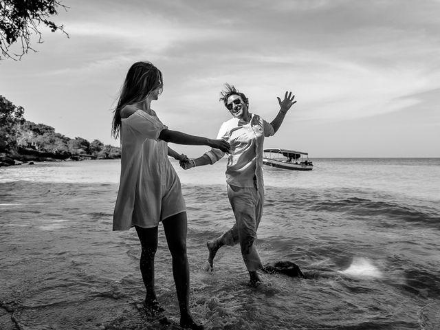 El matrimonio de Sebastián y Adriana en Barranquilla, Atlántico 6