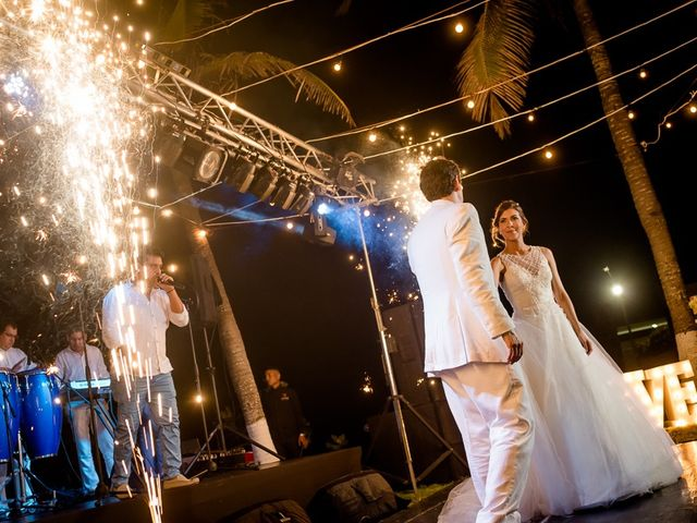 El matrimonio de Sebastián y Adriana en Barranquilla, Atlántico 30