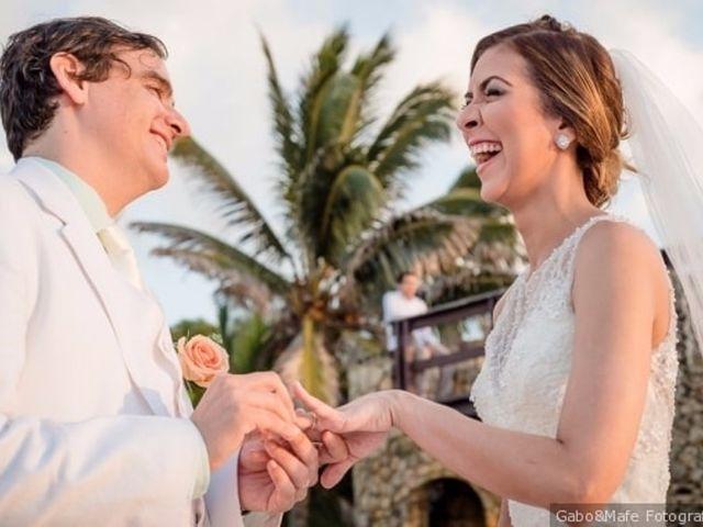 El matrimonio de Adriana y Sebastián