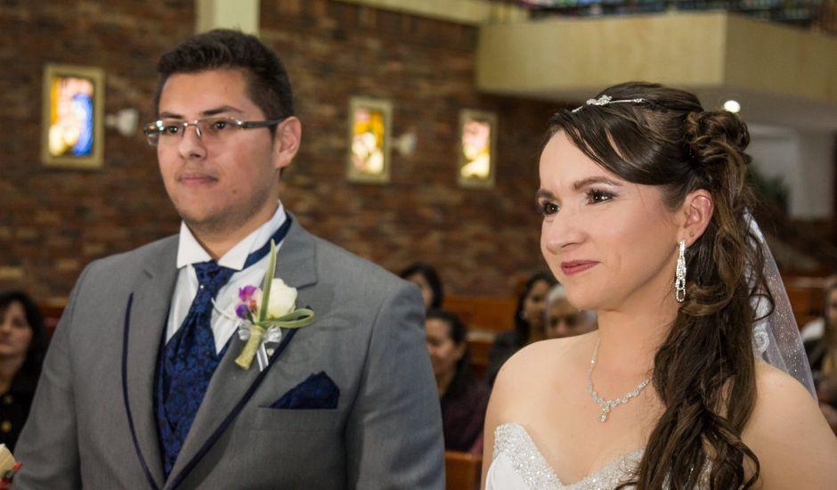 El matrimonio de Sergio y Angie en Bogotá, Bogotá DC
