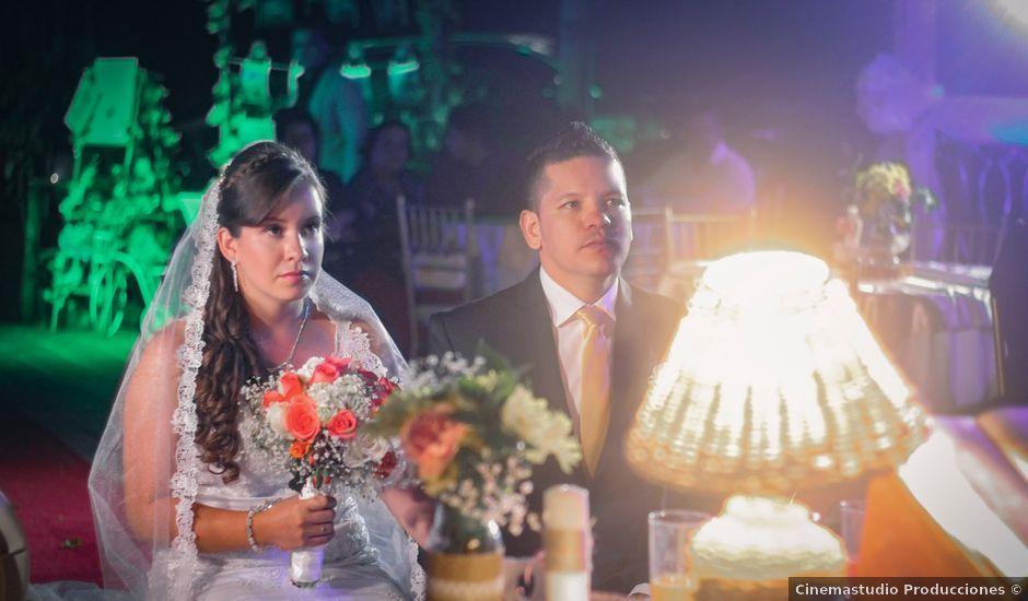 El matrimonio de Iván y Monica en San Gil, Santander