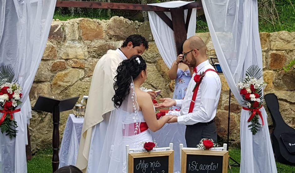 El matrimonio de Beto y Marce en Cota, Cundinamarca