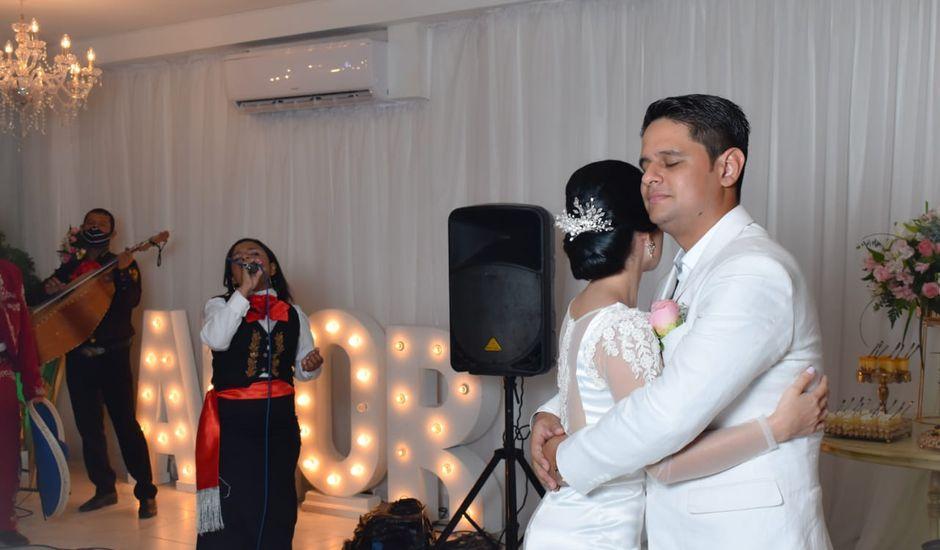 El matrimonio de Christian Andreith y María José  en Valledupar, Cesar