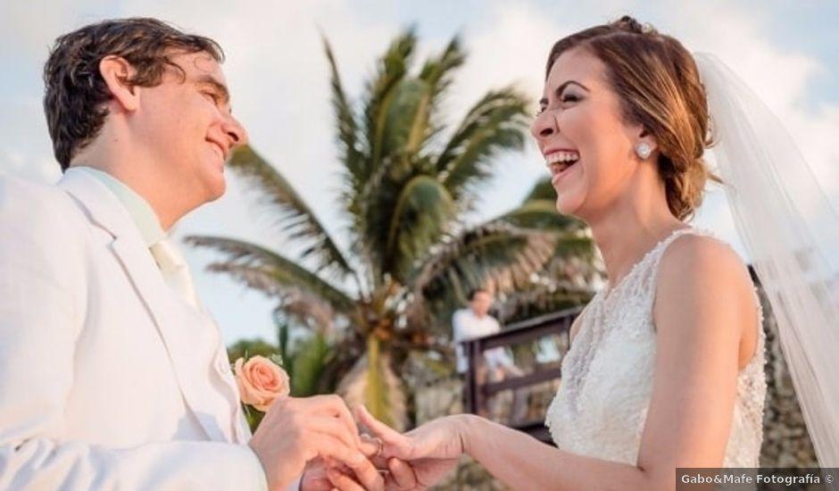 El matrimonio de Sebastián y Adriana en Barranquilla, Atlántico