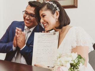 El matrimonio de Zarith y Paul 3
