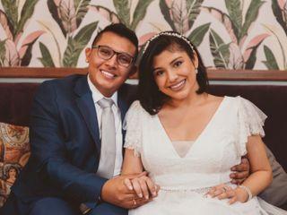 El matrimonio de Zarith y Paul