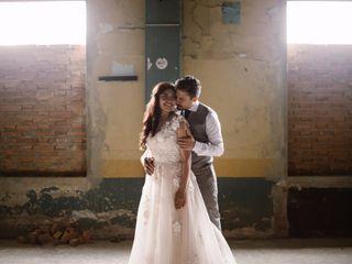 El matrimonio de John y Jenn 2