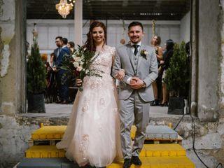 El matrimonio de John y Jenn
