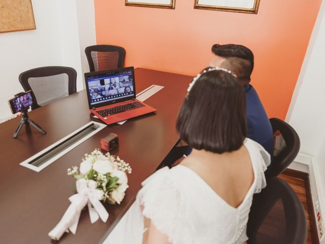 El matrimonio de Paul y Zarith en Bogotá, Bogotá DC 2