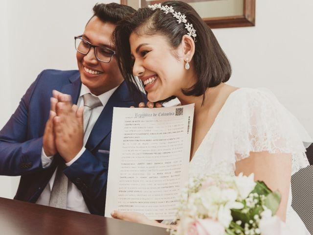 El matrimonio de Paul y Zarith en Bogotá, Bogotá DC 4